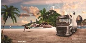 S Volvoom u Brazil