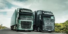 U oktobru isporuke Volvo kamiona veće za 21% u odnosu na isti mesec 2012.