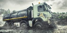 Volvo FMX – građevinac s novim manirima