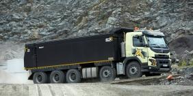 Volvo FMX540 10×4 – najsposobniji