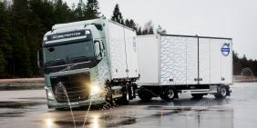 Zateznom kočnicom Volvo povećava bezbednost na klizavim putevima