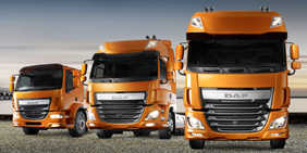 DAF ostvario rekordan tržišni udeo u 2013.