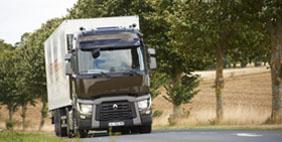 Optifuel Challenge 2014 – Renault Trucks T stupa na scenu