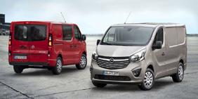 Opel Vivaro druge generacije