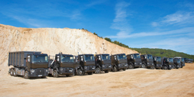 Renault Trucks ostvario pad u 2013-oj, ali samouvereno ulazi u 2014.
