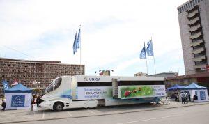 Uniqa kamion zdravlja 1