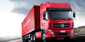 Dongfeng kamioni kreću na svetska tržišta