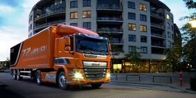 DAF predstavlja ekstra tih CF distributivni kamion