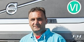 Miško Đoković putuje na svetsko finale u ekonomičnoj vožnji Volvo kamiona!