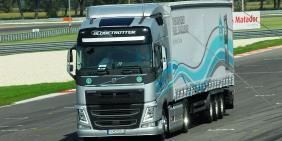 Miško Đoković ima priliku da postane najekonomičniji vozač kamiona na svetu
