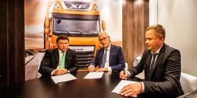 Monopol iz Sankt Peterburga poručio 700 DAF kamiona