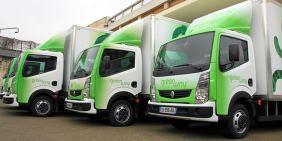 Renaultova vozila Maxity Electric u Greenway Services prešla 220.000 km