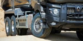 Menjač za zahtevne zadatke u Renault K kamionima