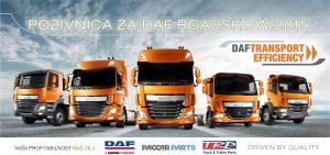 DAF Road Show
