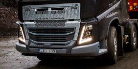 Volvo FH i sa ojačanim branikom