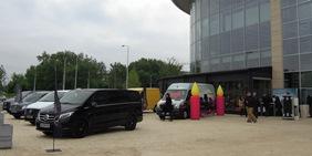 Mercedes Van Road Show prošao i kroz Srbiju