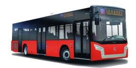 Anketom izabrana crvena boja za vozila gradskog prevoza