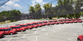 Kruševački Boss taxi prvi u Srbiji vozi na metan