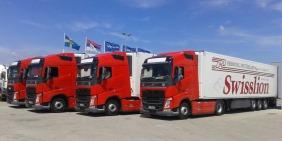 Za Swisslion grupu 40 novih Volvoa