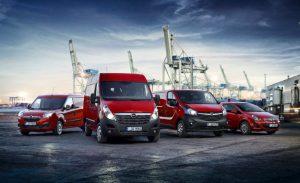 Opel LCV program
