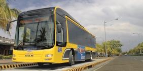 Prvi novi MAN niskoulazni gradski autobusi na Filipinima