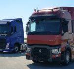 Volvo i Renault na prezentaciji komercijalnih vozila Shell Transport Open Days