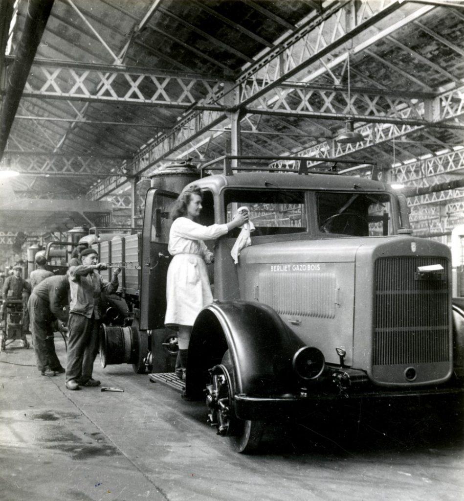 Berliet de Vénissieux_1943
