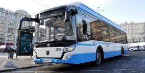 U Moskvi počela test eksploatacija druge generacije električnog autobusa GAZ