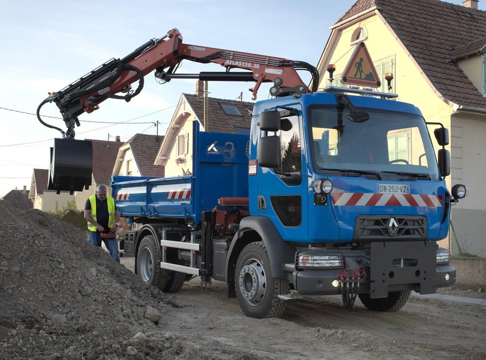 Renault Trucks serie D