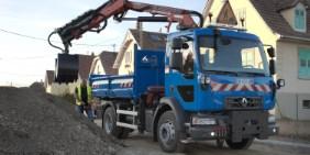 U kamionima Renault Trucks iz serije D bezbedni i tokom zime