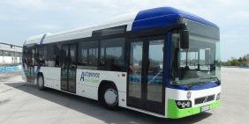 U Čačku i zvanično u saobraćaj uvedeni prvi Volvo hibridni autobusi
