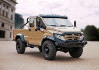 GAZ-ov pik-ap za rad i putovanja u ekstremnim uslovima